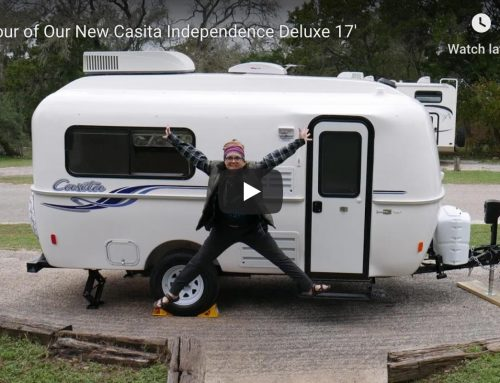 Casita Travel Trailer Tour – The Independence